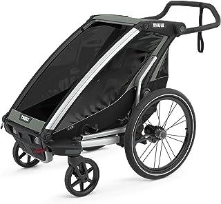 Thule, Chariot Lite, trailer/barnvagn, Agave, Uni, Unisex-vuxen