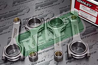 Manley 90-92 Mitsubishi Eclipse GS GST 4G63(T) H Beam Connecting Rod Set