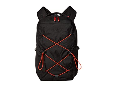 The North Face Jester Backpack (TNF Black/Flare) Backpack Bags
