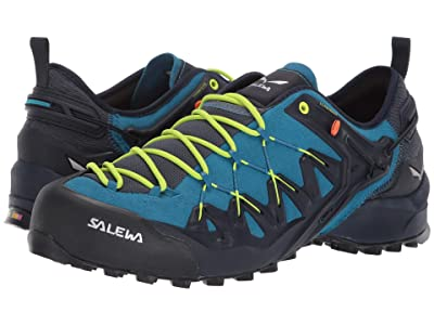 SALEWA Wildfire Edge (Premium Navy/Fluo Yellow) Men