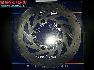 RMS Bremsscheibe vorne Kymco Agility 50–125Brake Disc Rear Agility R1650–125