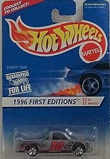Mattel Hot Wheels 1991 1:64 Scale Silver Gleam Team Corvette Stingray Die Cast Car #192