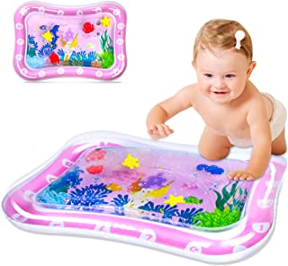 SEPHIX Funny Water Tummy Time Mat for Learning Crawling- Best Gifts for Baby & Infant