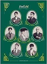 Cube Entertainment BTOB - Feel'eM (10º mini álbum) CD + livro de fotos + photocard + conjunto extra de photocard