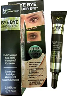 It Cosmetics Bye Bye Under Eye Full Coverage Anti-Aging Waterproof Concealer 0.11 FL OZ