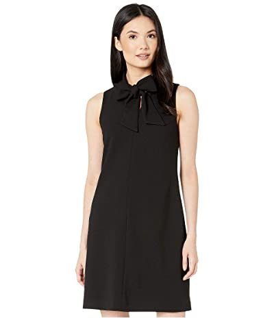 Sam Edelman Scarf Shift Dress (Black) Women