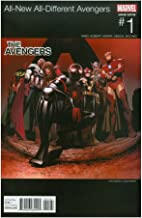 All New All Different Avengers Hip Hop Variant #1 Comic Book