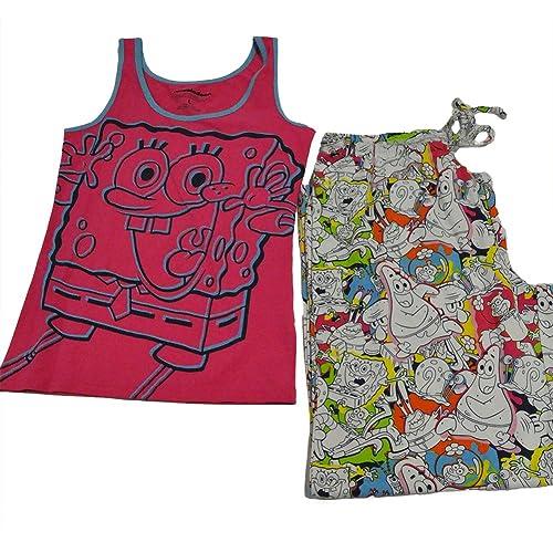 86f8abf5f29ab Spongebob Squarepants Colorful 2 pc Set - Ladies