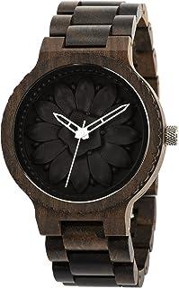 BOBO BIRD Natural Handmade Wooden Watch for Men 2021 Retro Design Mens Quartz Wrist Watches Business Fashion Timepiece for...