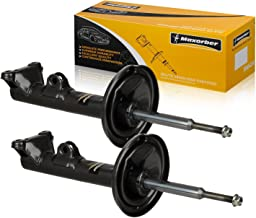 Maxorber Front Pair Shocks Struts Absorber Compatible with Mercedes-Benz C230 C240 C240 Sedan C240 Wagon C280 C320 Coupe C320 C320 Sedan C350 RWD C55 AMG CLK320 CLK350 CLK500 CLK55 335920 71488
