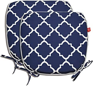 Pcinfuns Indoor/Outdoor All Weather Chair Pads 16
