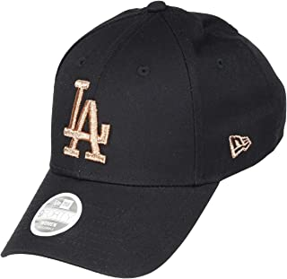 New Era 9Forty Womens Cap - Los Angeles Dodgers Black/Gold
