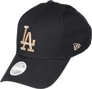 New Era 9Forty Womens Cap - Los Angeles Dodgers Black/Gold
