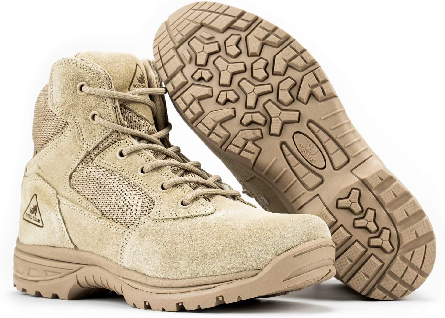 RYNO GEAR Tactical Combat with Ranking TOP20 Financial sales sale Boots Coolmax Lining