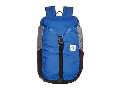 Herschel Supply Co. Barlow Medium (Monaco Blue/Quiet Shade) Backpack Bags