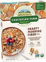 Cascadian Farm Organic Hearty Morning Fiber Cereal 14.6 oz