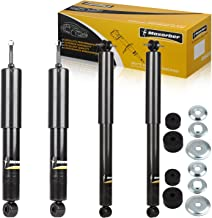 Maxorber Full Set Shocks Struts Compatible with Chevrolet Colorado 2004-2012 344465