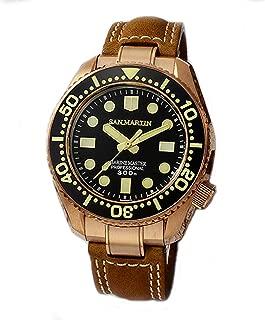 Tuna SBDX001 Automatic Diviving Watches Bronze Men's Wristwatch PT5000 Movement Sapphire Glass