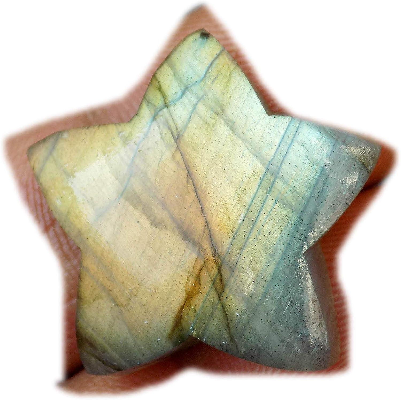 Surbhi Crafts Flashy Labradorite Max High quality new 40% OFF Star Beautiful Shape Cabochon