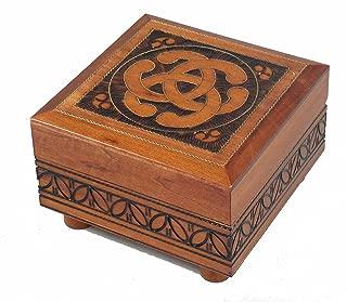 celtic puzzle box