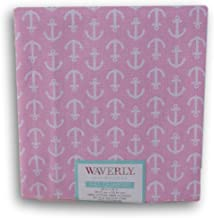 Waverly Inspirations Fat Quarters Bundle Navy and White Anchor Set