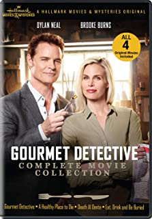 Gourmet Detective: Complete Movie Collection