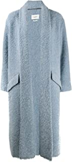 ISABEL MARANT ÉTOILE Luxury Fashion Womens MA055519A011E30BU Light Blue Coat   Fall Winter 19