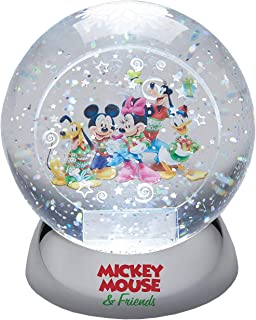 Department 56 Disney Classic Brands Mickey and Friends Waterdazzler Waterball, 4.5