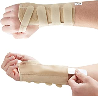 Actesso Tri-Weave Wrist Support Splint Brace - Relieves Pain