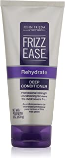 John Frieda Frizz Ease Rehydrate Intensive Deep Conditioner, 6 Ounce (Pack of 2)