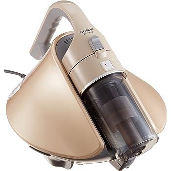 シャープ サイクロン ふとん掃除機 プラズマクラスター搭載 ゴールド EC-HX150-N
