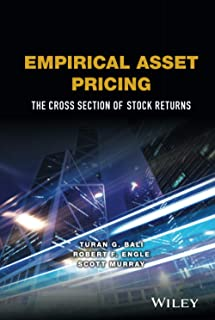 Empirical Asset Pricing: The Cross Section of Stock Returns