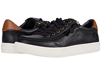 BILLY Footwear Sneaker Lo (Black/White) Men