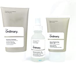The Daily Set.Three Hydrating Formulas. Squalane cleanser(
