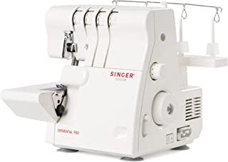 Singer 14SH654 - Remalladora, 1300 ppm, Color Blanco