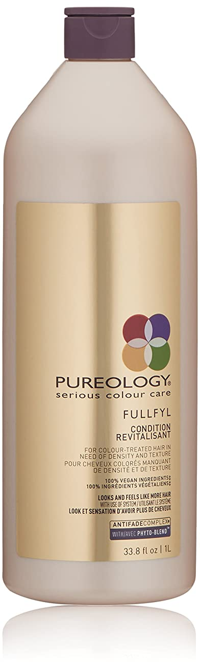 補正不当樫の木Pureology Fullfyl Conditioner 980ml