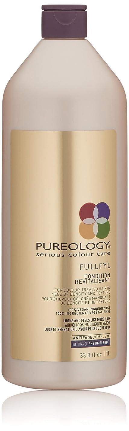 バックアップ宝石表向きPureology Fullfyl Conditioner 980ml