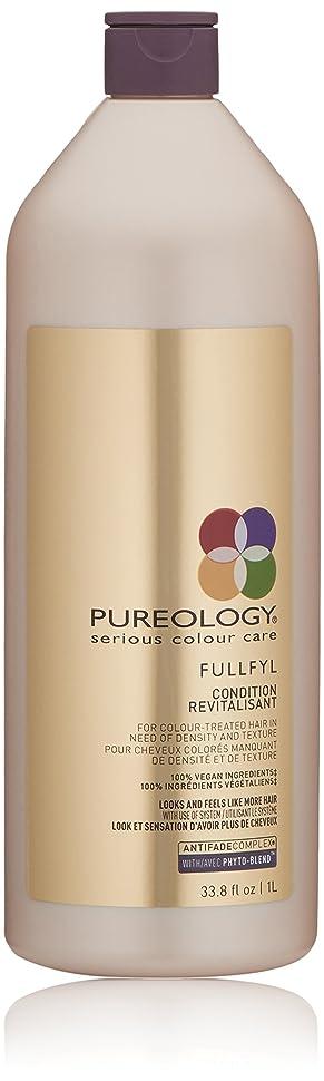 囲まれたぼかし同性愛者Pureology Fullfyl Conditioner 980ml