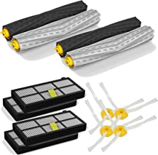 Filtros de repuesto para aspiradora iRobot Roomba serie 800 870 880 12 unidades TeKeHom