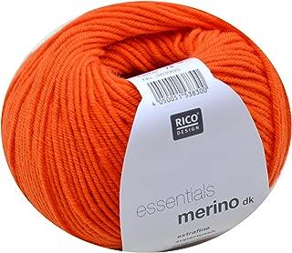 Rico Essentials Merino DK 74 Pumpkin
