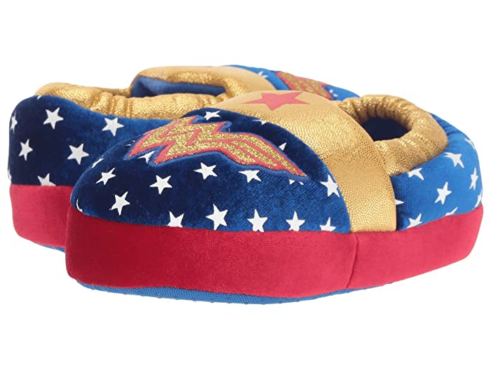 Image of Cute Wonder Woman Slippers for Toddler Girls and Girls