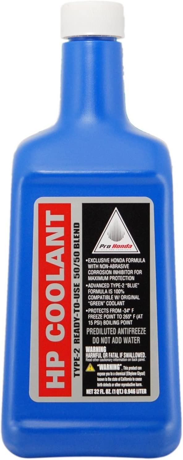 Max 88% OFF Honda 08C50-C321S02 Coolant Ready Use Quality inspection to quart 1