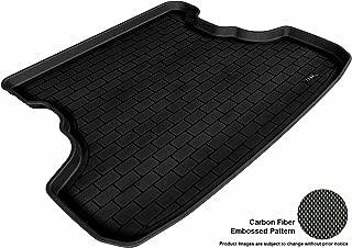 3D MAXpider Cargo Custom Fit All-Weather Floor Mat for Select Chrysler Sebring Models - Kagu Rubber (Black)