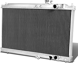 For Acura Integra Full Aluminum 2-Row Racing Radiator (Manual Transmission) DC2