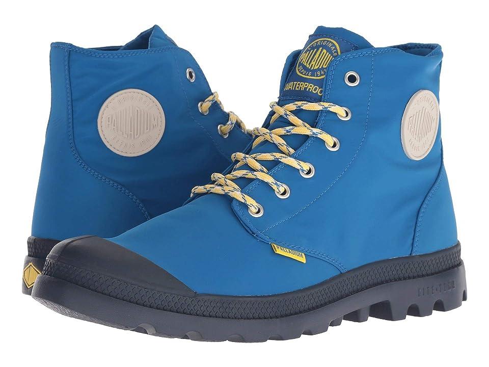Palladium Pampa Puddle Lite Water Proof (Royal Blue/Dress Blues) Lace-up Boots