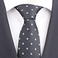 Awesome 100% Silk Casual 360 Men's Classic Ties