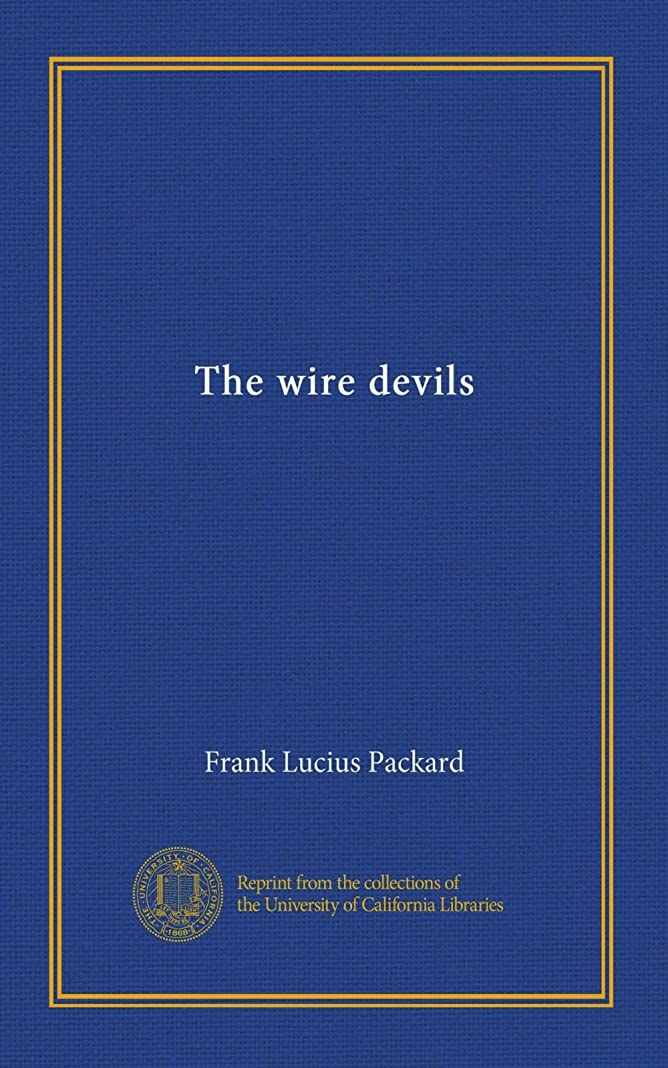 回答マリナースープThe wire devils