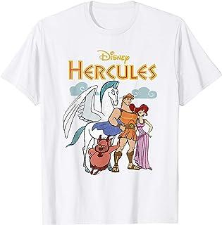 Disney Hercules Classic Group Shot Vintage T-Shirt