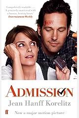 Admission Kindle Edition