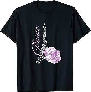 Eiffel Tower T-shirt, Paris France Souvenir
